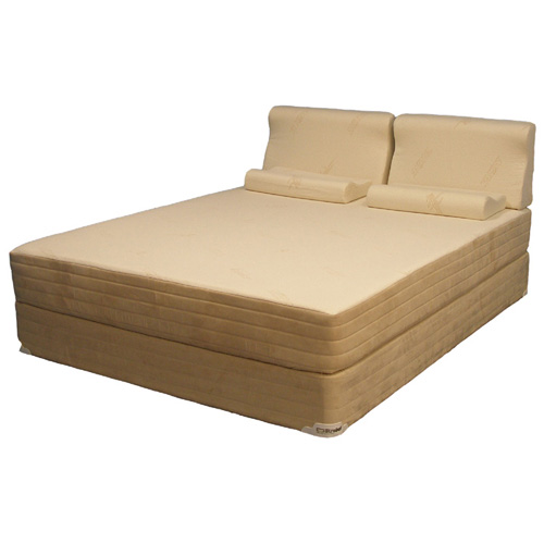Strobel Organic Supple Latex Lever Bed 300 Queen Mattress Only