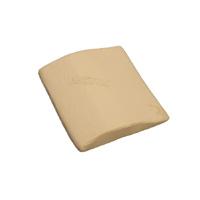Strobel Organic Supple-Pedic Contour Pillow, Lumbar Back/Knee.