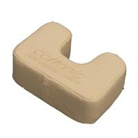 Strobel Organic Supple-Pedic Contour Pillow, Cervical/Neck.
