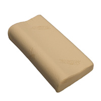 Strobel Organic Supple-Pedic Contour Pillow, Thick.