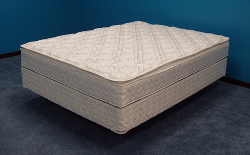 Strobel Organic Complete Softside Waterbed Unbridled Queen