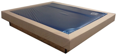 Strobel Organic Sof Frame Complete Waterbed King